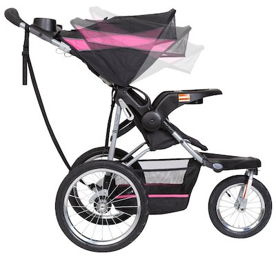 Baby Trend Expedition Jogging Stroller - Cheap jogger for fast walking and light jogging