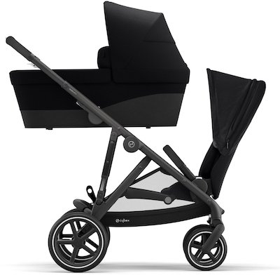 Cybex Gazelle S expandable strollers 2021