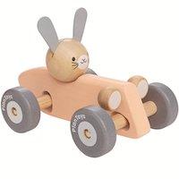 PlanToys Racing Car Rabbit crawling toys
