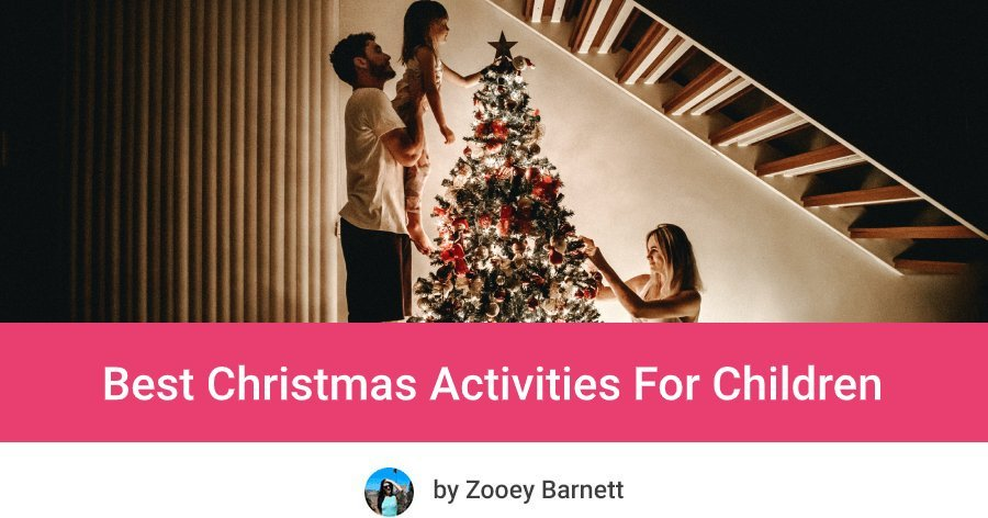 best Christmas activities for children and their parents