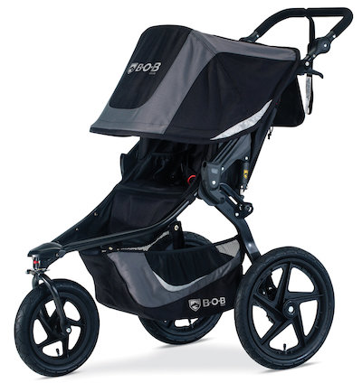 BOB Revolution FLEX 3.0 Jogging Stroller - one of the top strollers for running