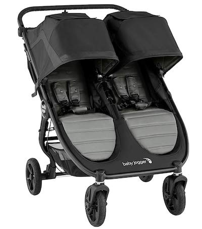 Baby Jogger City Mini GT Double Stroller - best double stroller for big kids