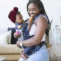 Baby Tula Toddler Carrier Coast Mesh