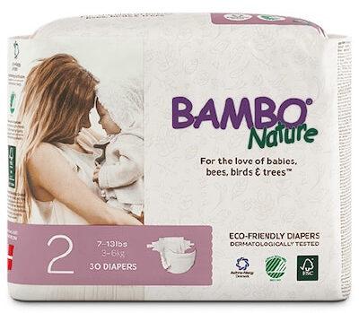 Bambo Nature Non-Toxic Diaper Review
