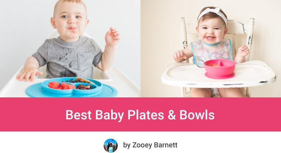 Best Baby Plates and Bowls, Kids Plates, Baby Suction Bowl, Baby Dishes Sets