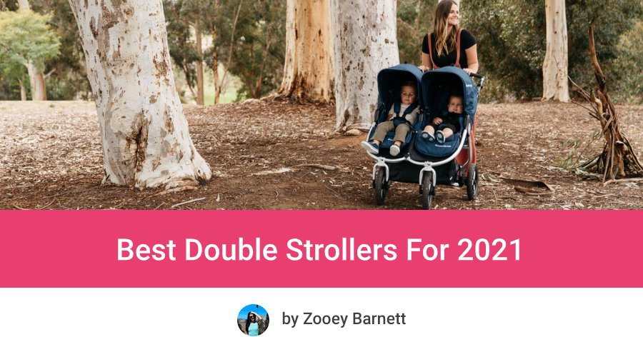 Best Double and Twin Strollers 2021