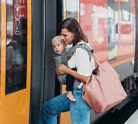 Boba 4GS - Most affordable carrier for toddlers