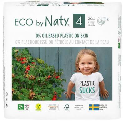 Eco by Naty Diaper Reviews