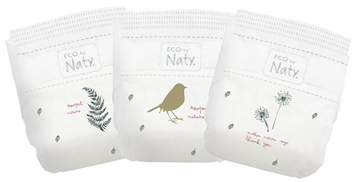 Eco by Naty safest diapers