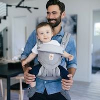 Ergobaby 360 Baby Carrier - Best Carrier For Toddler with forward facing position