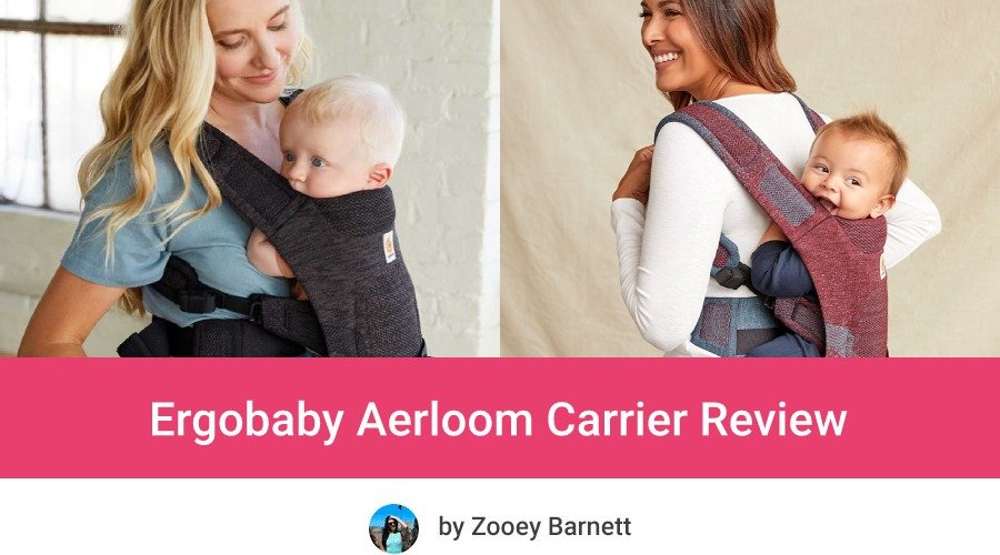 Ergobaby Aerloom review, Ergobaby Aireloom review