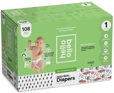 Hello Bello Diapers Review