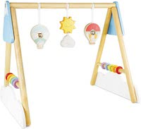 Le Toy Van Hot Air Balloon Wood Playgym
