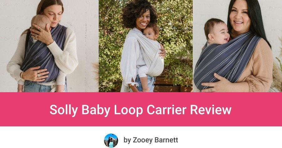 Solly Baby Loop Carrier Review
