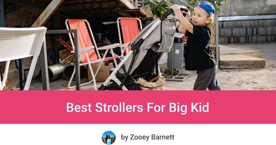 Strollers For Big Kids