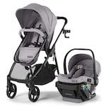 Summer Myria Travel System combo with with The Affirm 335 Rear-Facing Infant Car Seat