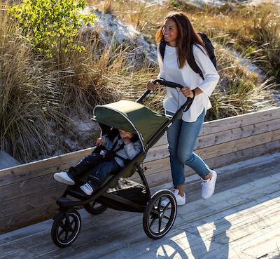 Thule Urban Glide 2 - running stroller for 2021