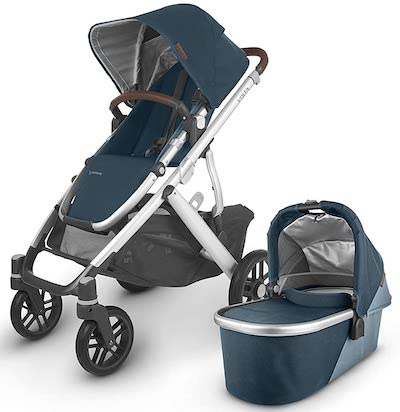 UPPAbaby Vista - One of the best convertible strollers for 2021