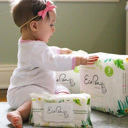 Diapers and Wipes Bundle