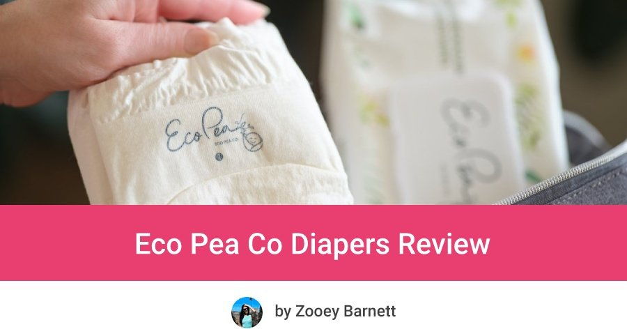 Eco Pea Co Diapers Review
