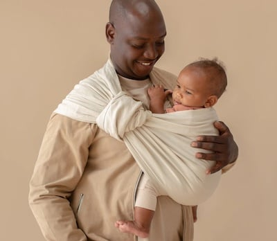 WildBird Baby Sling For Dads