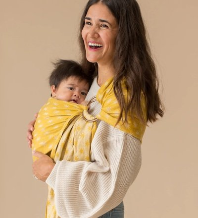 WildBird Ring Sling - Best Baby Sling For Hot Weather