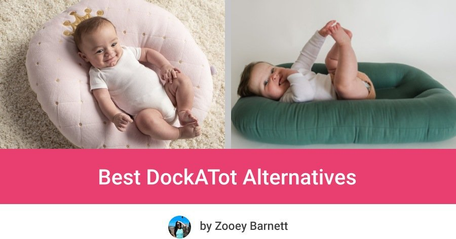 best Dock A Tot Alternatives, best baby loungers that are comparable to DockATot but cheaper