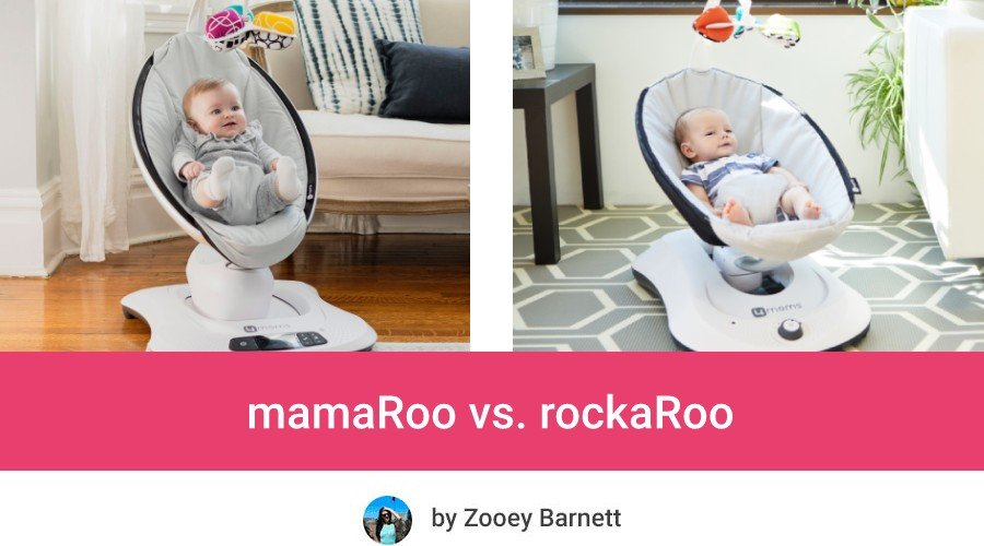which one is better mamaRoo vs rockaRoo