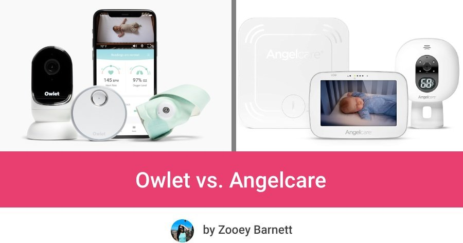 Angelcare vs. Owlet - Comparison of baby monitors